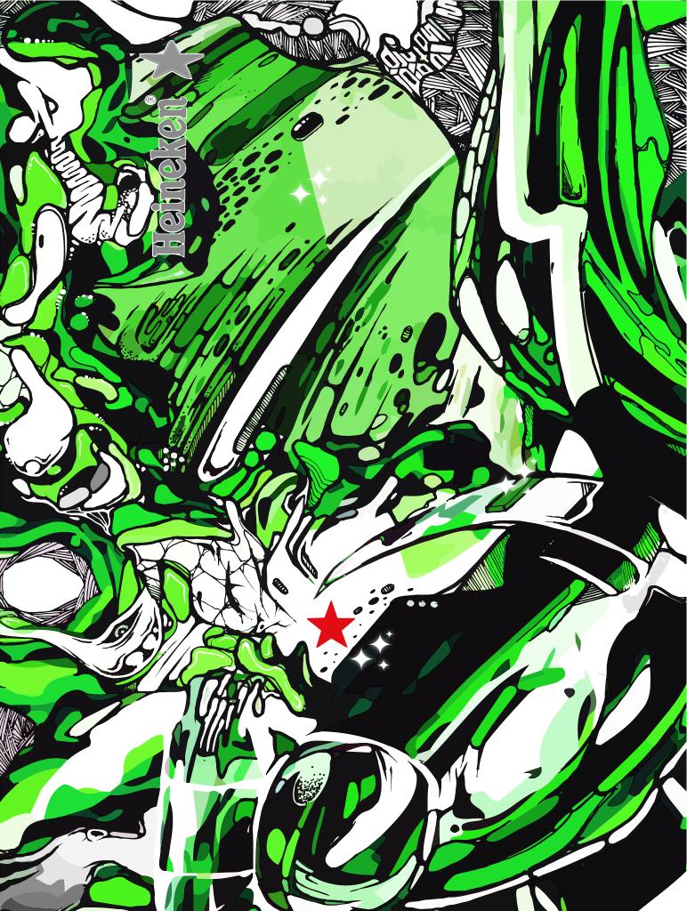 Heineken 140th