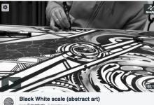 Black White workflow