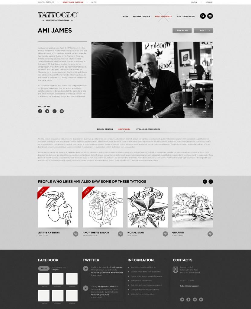 Webbdeisgn.tattodo