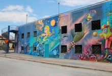 Paint the city lindesberg