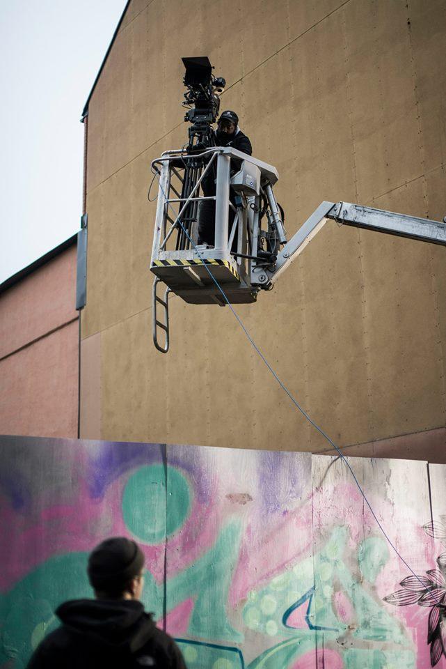 ikea streetart