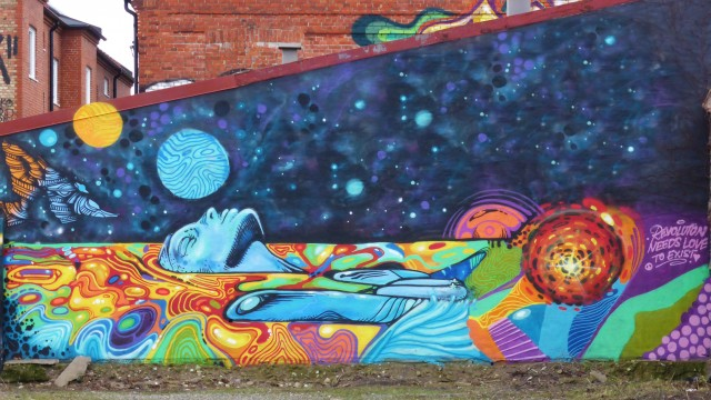 Cosmic peace